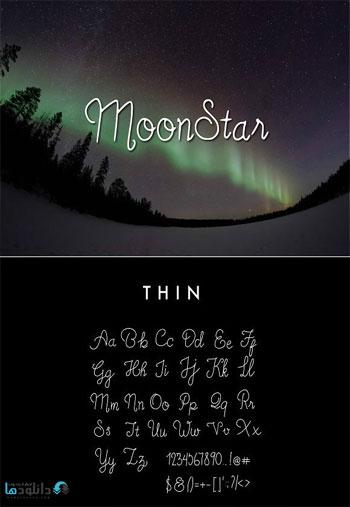 MoonStar-Font