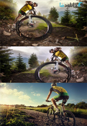 Mountain-Bike-cyclist