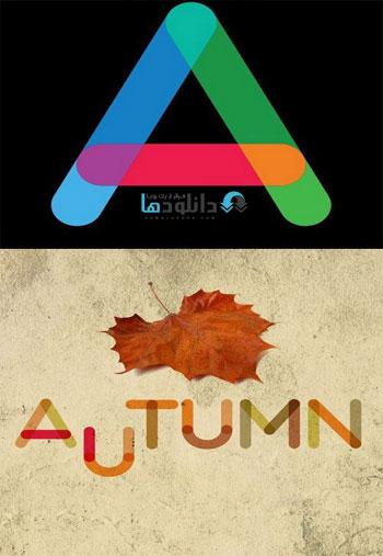 Multicolore-font