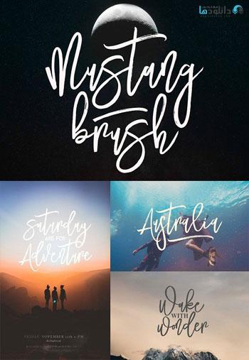 Mustang-Brush-Script