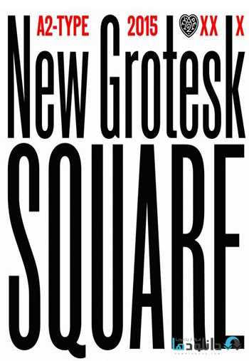 New-Grotesk-Square-Font