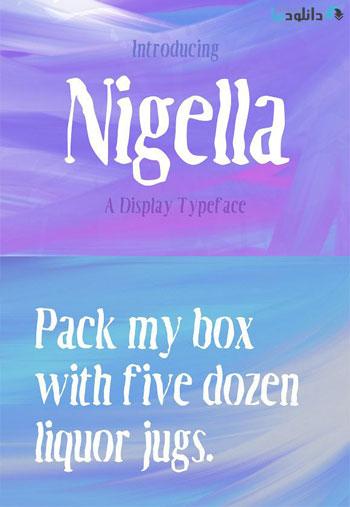 Nigella-Typeface-Font
