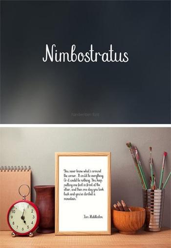 Nimbostratus.-Handwritten-F