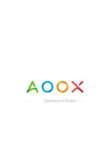 AOOX-Font