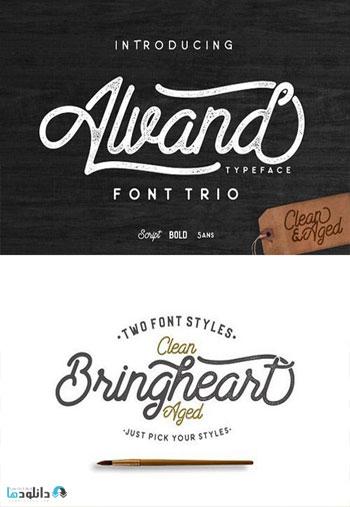 Alvand-Font