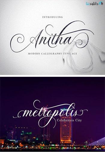 anitha-font