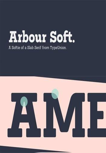 Arbour-Soft-Font-Family