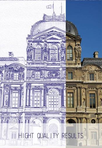 Architectural-Sketch-Photos