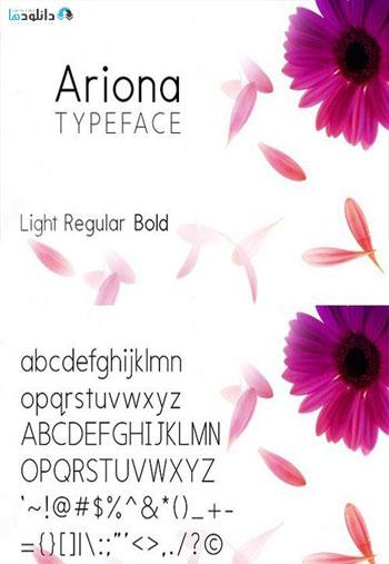 Ariona Font