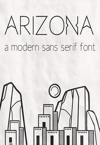 Arizona,-a-modern-sans-seri