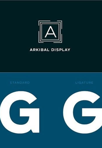 Arkibal-Display-Font-Family