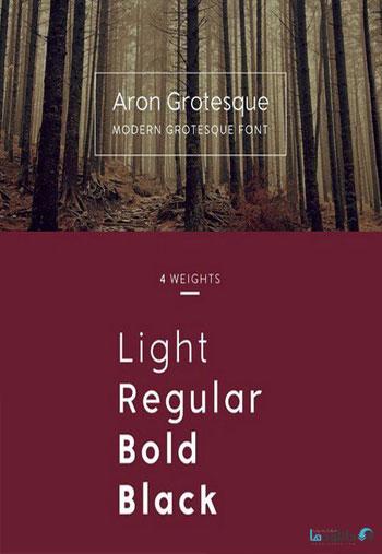 Aron-Grotesk-Font