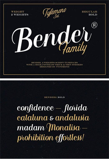 Bender-Script