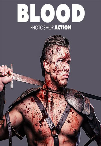 Blood-Photoshop-Action