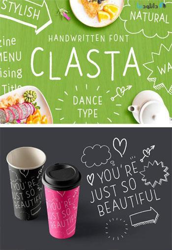 CLASTA-Font