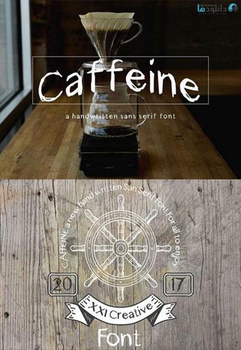 Caffeine-Font