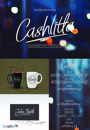 Cashlitta-Script-Font