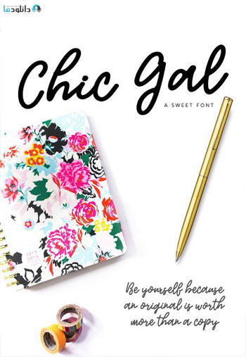 Chic-Gal-Script-Font