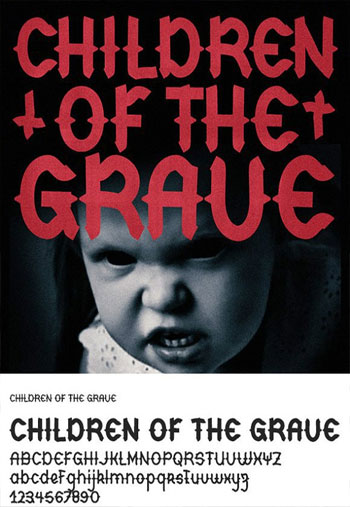 Children-Of-The-Grave-Font