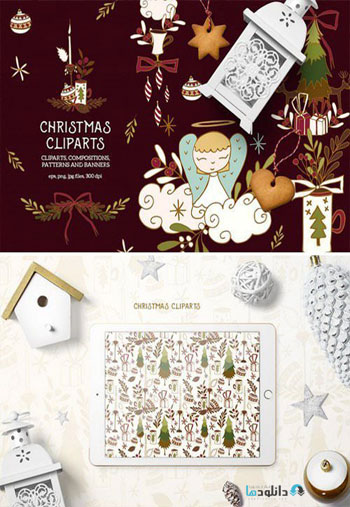 Christmas-Cliparts