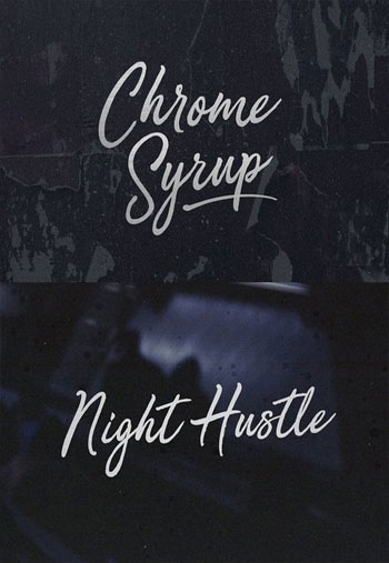 Chrome-Syrup-Font