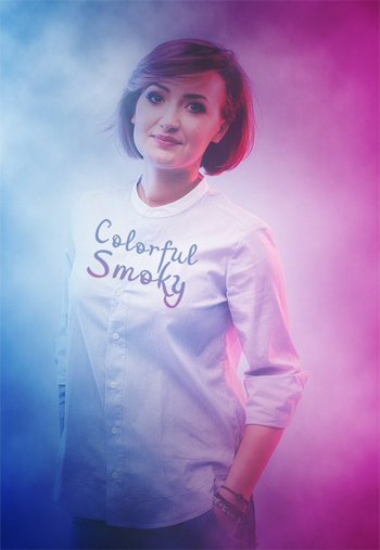 Colorful-Smoky-Action