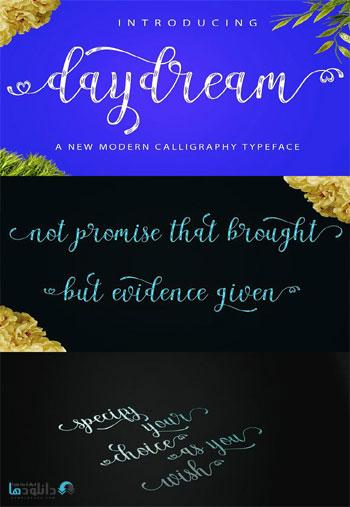 Daydream-Font