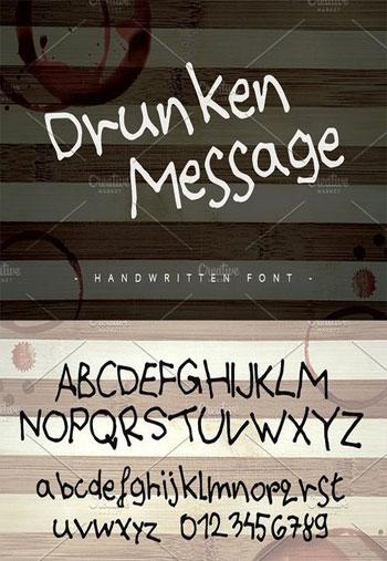 Drunken-Message