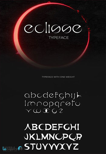 Eclisse-Font