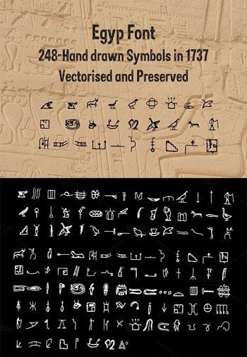 Egyp-Font