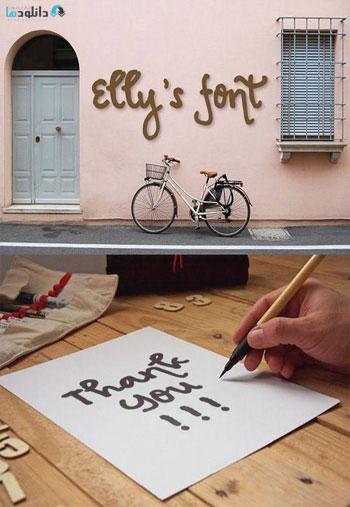 Elly's-Font