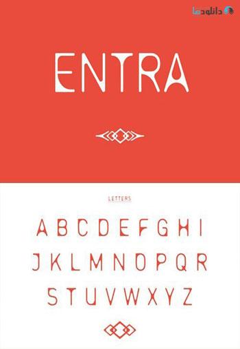Entra-Font