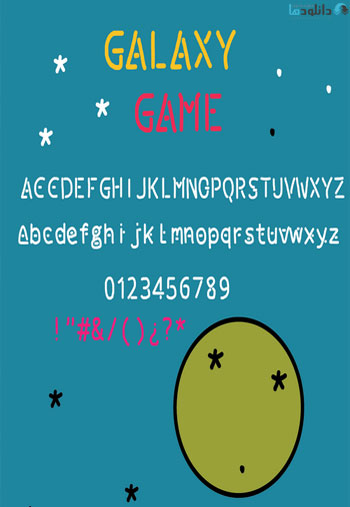 Galaxy-game-font