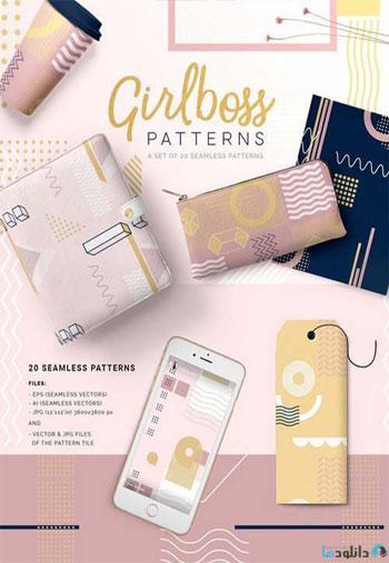 Girlboss-Patterns