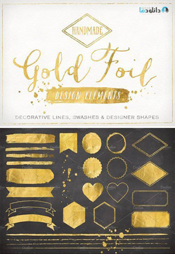 Gold-Foil-Design-Elements
