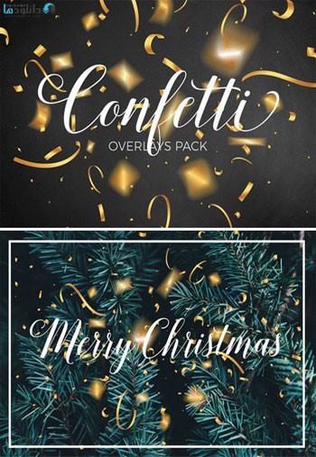 Gold-confetti-overlays