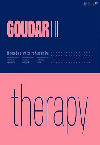 Goudar-HL-Font