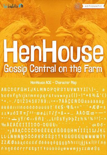 HenHouse-AOE-Font