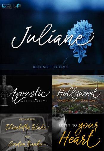 Juliane Font Family