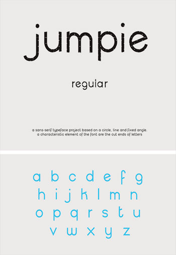 Jumpie-Font
