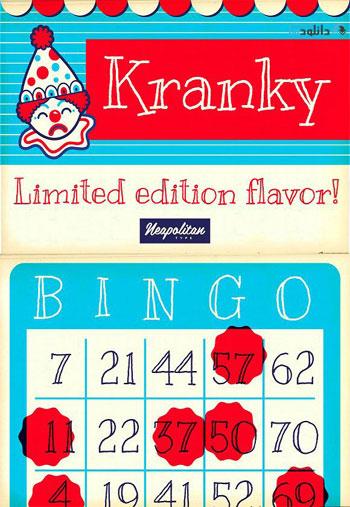 Kranky-Pro-Font