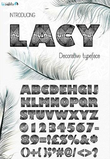 Lacy-Font