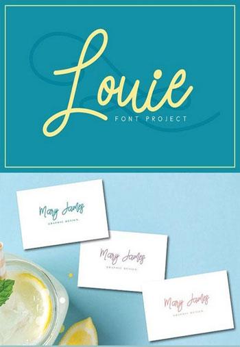Louie-Font