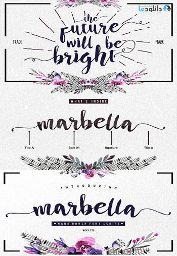 Marbella-Typeface-Font