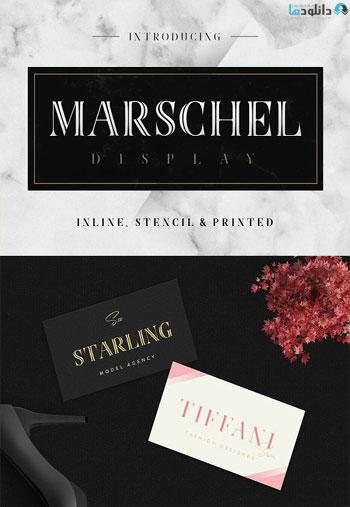 Marschel-Display