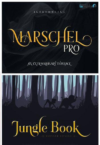 Marschel-Pro-Fonts