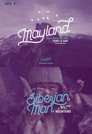 Mayland-Font-Duo