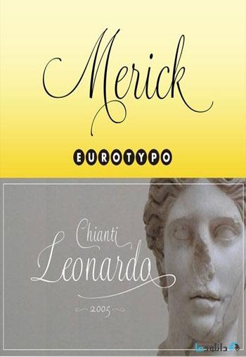 Merick-Font