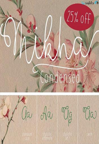 Mikha-Condensed