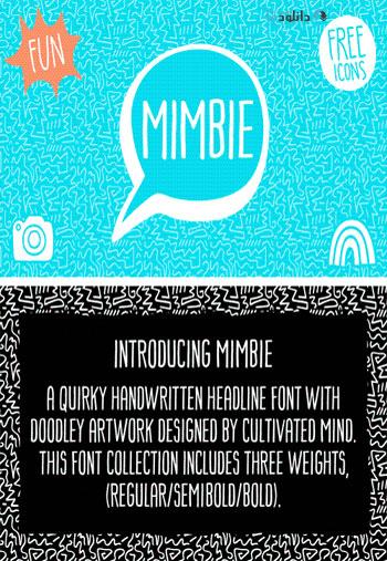 Mimbie-Font